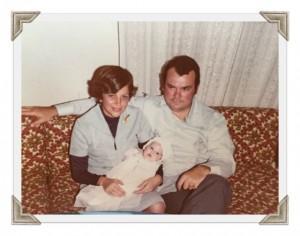 Childhood Memories - My Christening