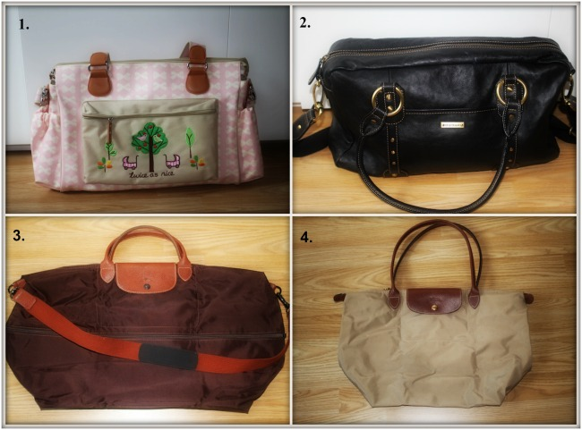 Pink Lining Ambassador Search Entry - Changing Bags