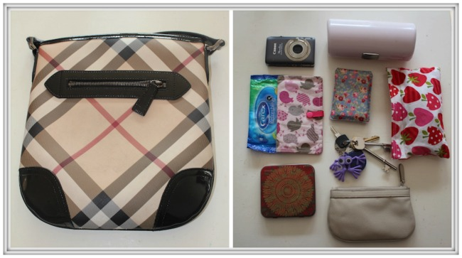 Pink Lining Ambassador Search Entry - My perspnal bag essentials