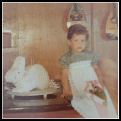 Childhood Memories – My 2nd Birthday