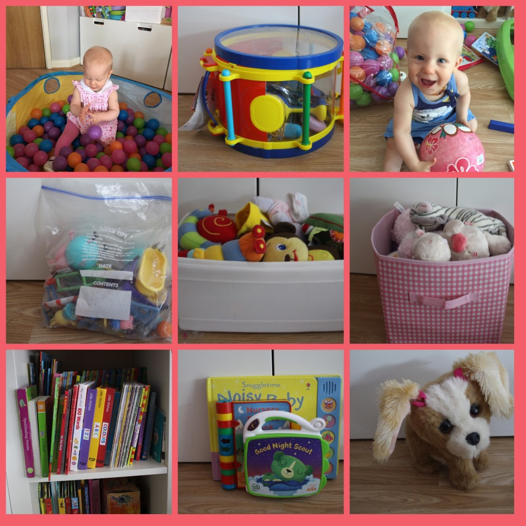 Toys For 11 Month Old : Things to keep an month old busy a moment with franca