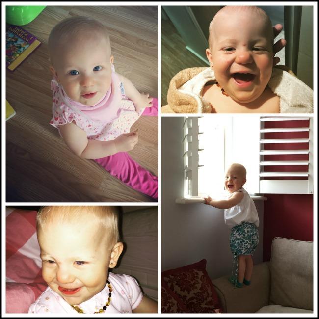 Sienna's 10 months update 1