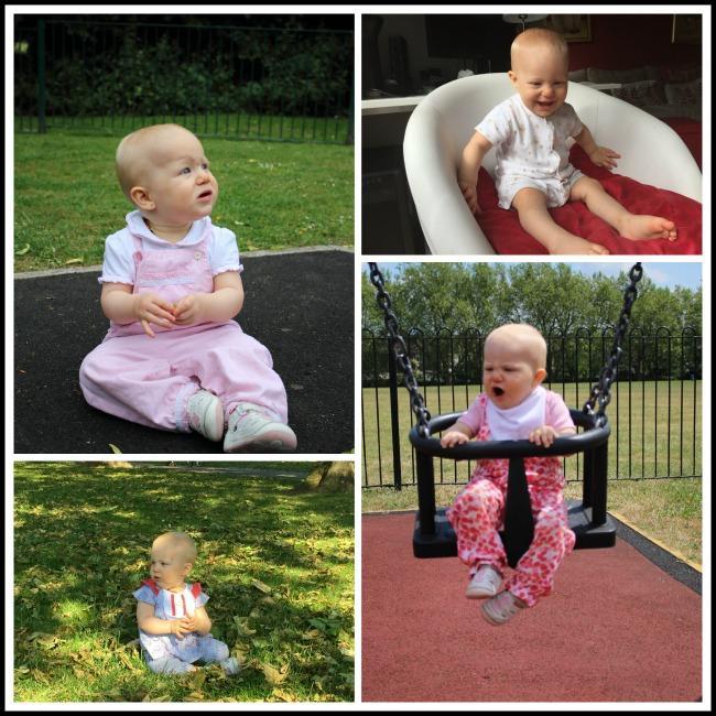 Sienna's 10 months update 4