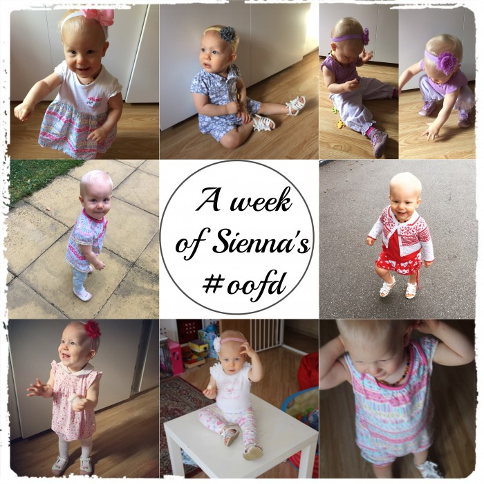 Sienna's #ootd - 3er week Aug
