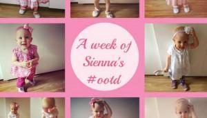 Sienna's #OOTD – 1st week of August