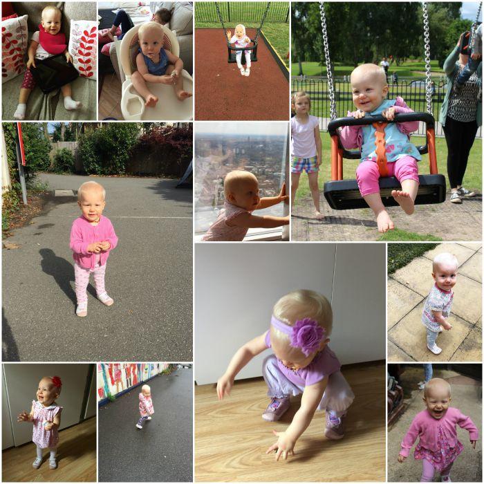 Sienna's 11 & 12 Update Collage 2