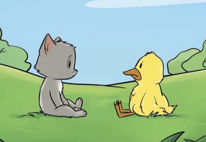 Quack & Daisy from PDF 2