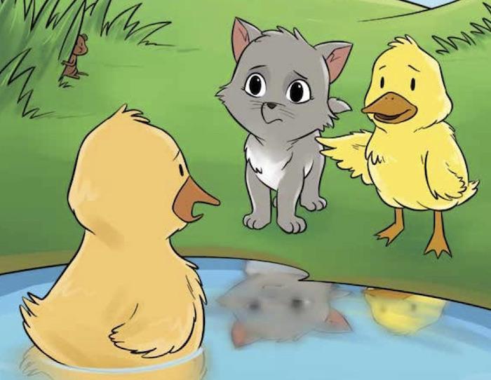 Quack & Daisy from PDF 3