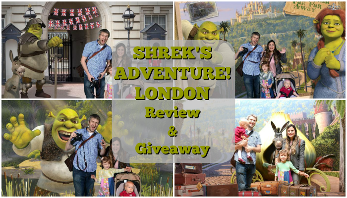 Shrek's Adventure! London Review & Giveaway FI