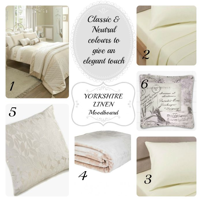 Yorshire Linen - Moodboard