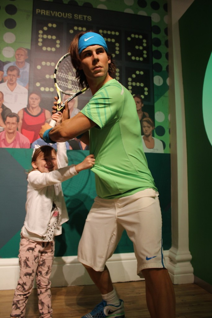 Madame Tussauds Nadal