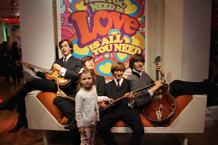 Madame Tussauds Beetles