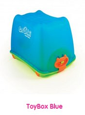 Trunki Toybox Blue
