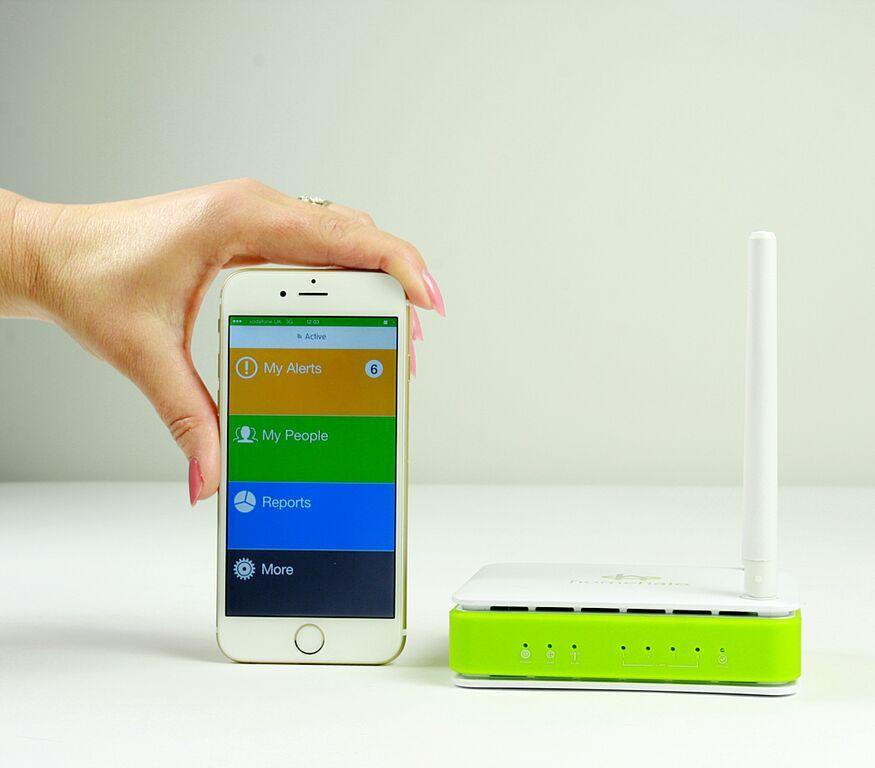 Wifi Router & App