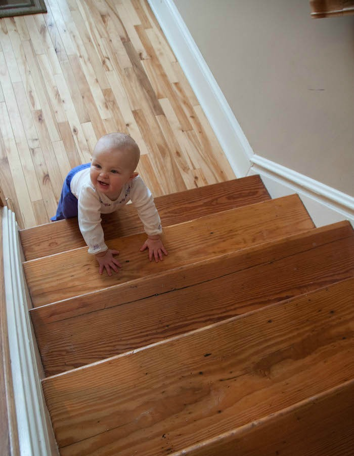 5 Safety Proof Tips For Kids Rooms stairs