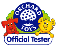 Orchard Toys Official Tester