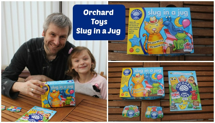 Orchard Toys - Slug in a Jug FI