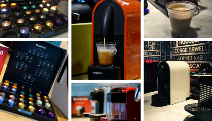 Coffe Machines & Pods