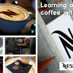 Learning about coffee with Nespresso