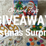 Orchard Toys Christmas Surprises Game Giveaway