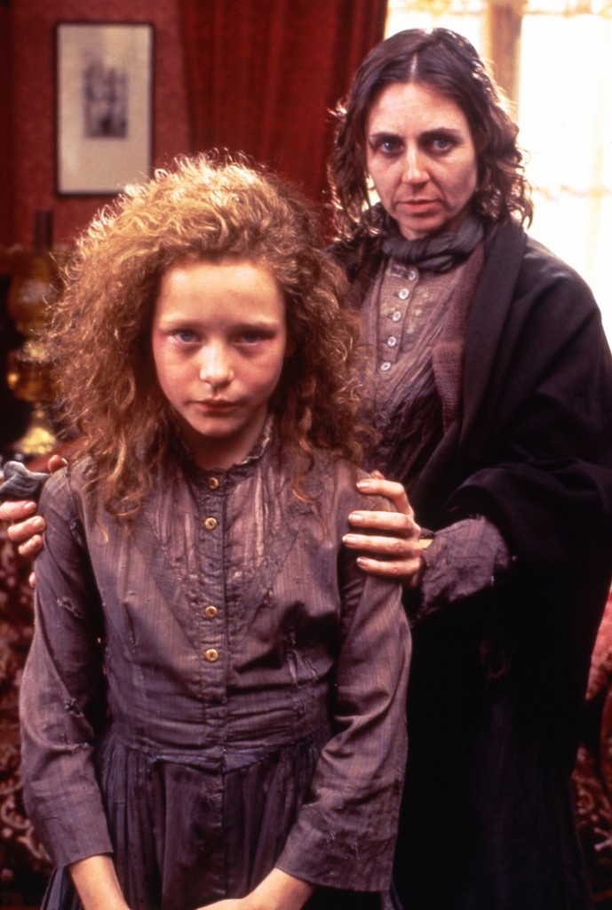 Catherine Cookson: The Girl - Picture Shows: Cheryl Moody as Young Hannah