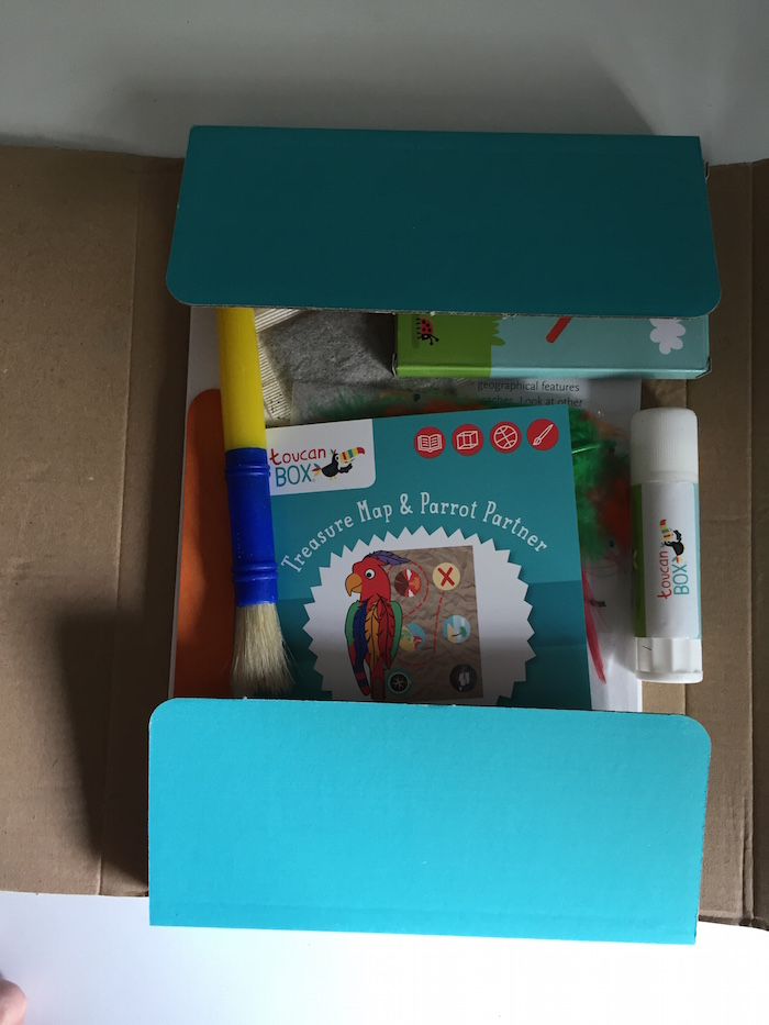 Toucan Box 2