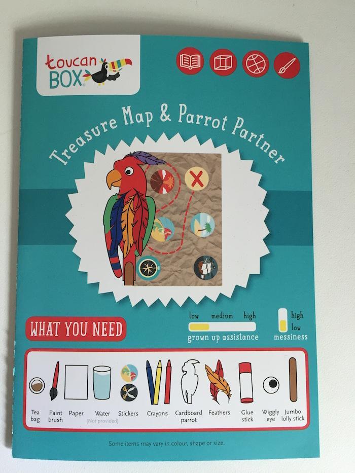 Toucan Box 4