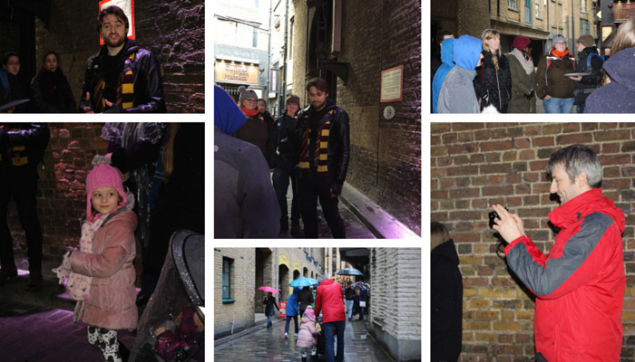 Muggle Tours collage 2