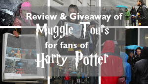 Review of Muggle Tours for Harry Potter Fans & Giveaway