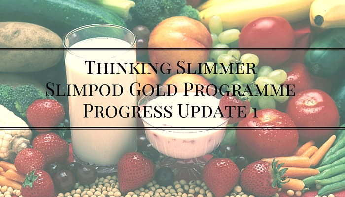 Thinking Slimmer Slimpod Gold