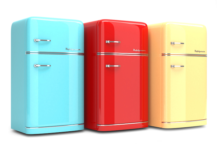 Colourful Appliances