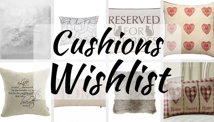 Cushions Wishlist FI new