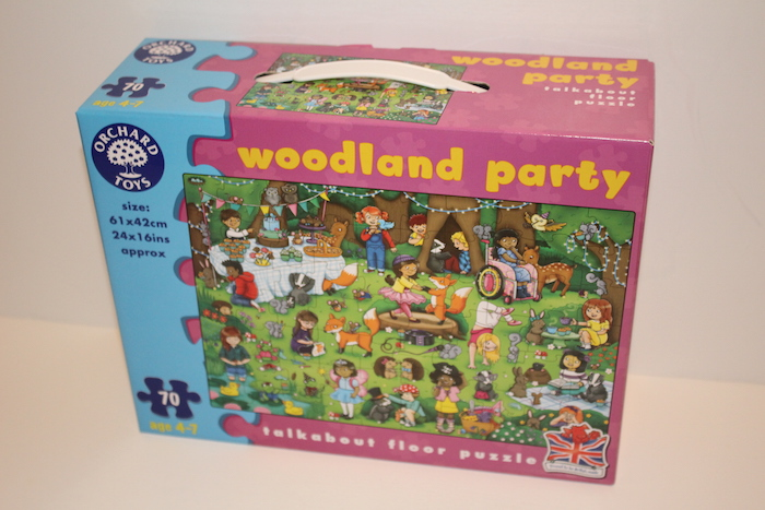 Orchard Toys: Woodland Party Box