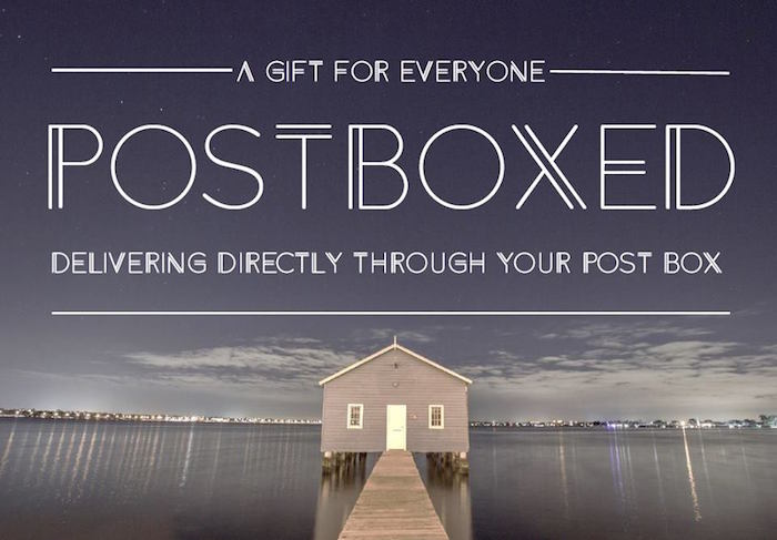 Postboxed ad