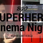 BGO Superhero Cinema Night