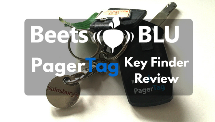 Beets Blu PagerTag Key Finder Review
