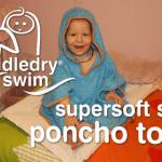Review – Cuddledry Swim Supersoft Swim Poncho Towel