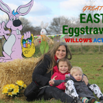 Easter Eggstravaganza at Willows Activity Farm