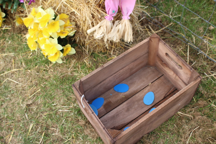 Egg Hunting wooden eggs 3