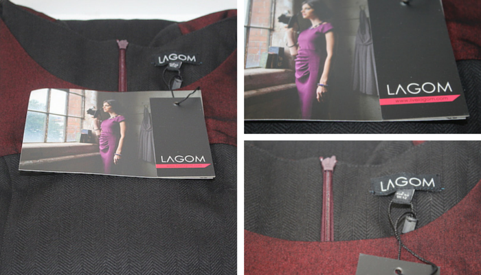 Live Lagom - Black dress collage 13