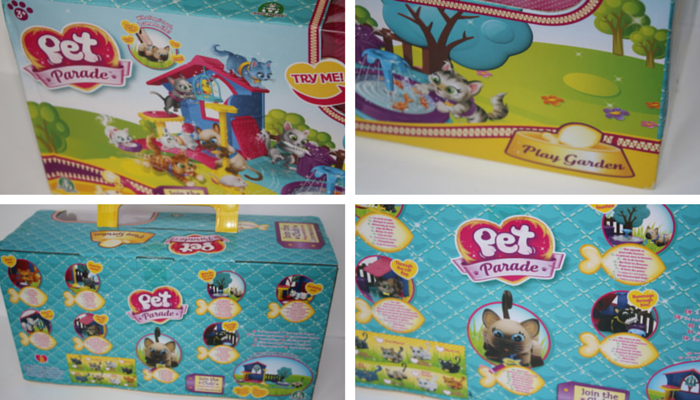 Pet Parade Play Garden collage 1