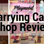 Playmobil Carrying Case Shop Review