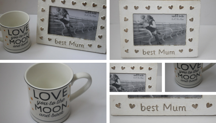 Sass and Belle - Mummy photo frame & Mug collage7