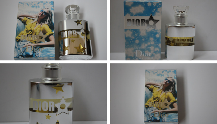 Scentsational - Dior Perfume collage 2