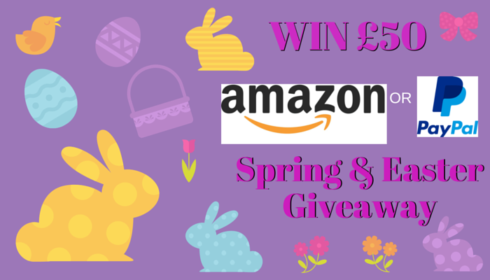 Spring & Easter Giveaway FI