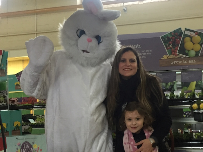 Easter Bunny 1