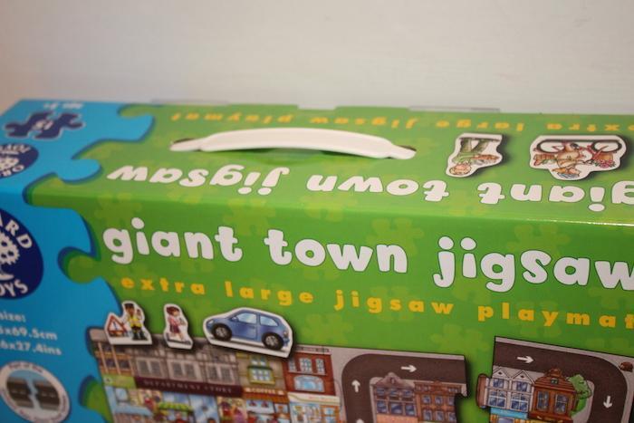 Giant Town Jigsaw 1