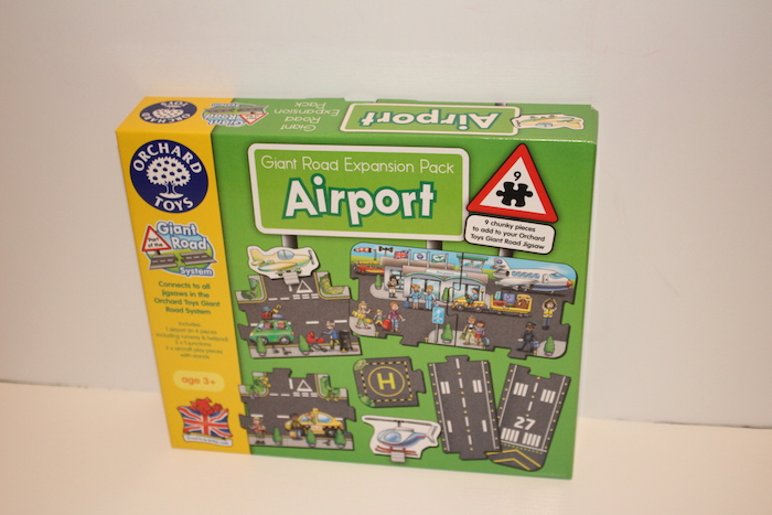 Aiport Expansion 1