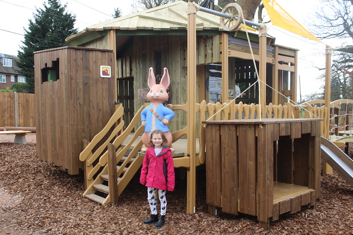Peter Rabbit Treehouse