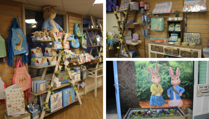 Peter Rabbit collage 5